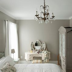 Romantic Bedroom. LOVE. IT.!!!!!