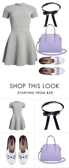 """""""Untitled #737"""" by zeniboo ❤ liked on Polyvore featuring Superdry, Karl Lagerfeld and Kate Spade"""