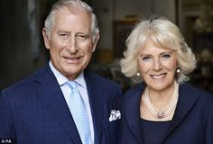 July 16, 2017. Milestone: Prince Charles and the Duchess of Cornwall photographed at their official London residence, Clarence House, earlier this year. The portrait, taken by Mario Testino, has been released to mark the duchess' 70th birthday