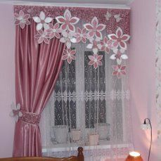 Curtains And Draperies, Luxury Curtains, Shabby Chic Curtains, Home Curtains, Modern Curtains, Hanging Curtains, Window Curtains, Window Curtain Designs, Curtain Styles