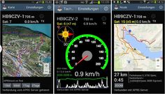 APRS Aprstrack Android 4.4 KitKat APRS.FACILE ! aide configuration radioamateur station