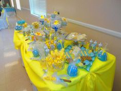 Ducks Baby Shower Party Ideas | Photo 1 of 15