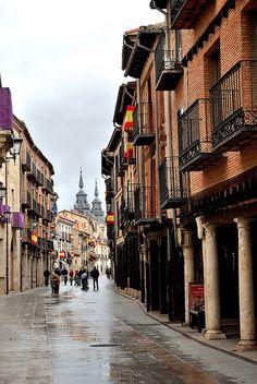 Burgo de Osma-Ciudad de Osma is in the province of Soria, in the community of Castile and León, Spain.