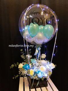 Twinkle little star Balloon Arrangements, Balloon Centerpieces, Balloon Decorations, Baby Shower Decorations, Sweet 16 Birthday, Diy Birthday, Birthday Parties, Birthday Gifts, Balloon Flowers
