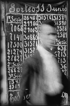 Espagne, 1933 • Henri Cartier-Bresson