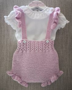 Baby Knitting, Crochet Baby, Baby Cardigan, Baby Sweaters, Knitting Patterns, Rompers, Pink, How To Wear, Jackets