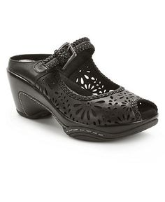 MOST COMFORTABLE SHOE EVER........ I'm on my third pair. Design has slightly changed, but comfort can't be beat!