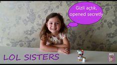 2.seri | LOL bebek açılımı (Gizli) | Çakma/Sahte L.O.L bebek açılımı