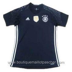 Vêtements EURO 2016 Femme ADIDAS Femmes Maillot Allemagne