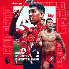 Roberto Firmino - Liverpool Match Day Poster on Behance Liverpool Fc Champions League, Liverpool Stadium, Liverpool Poster, Anfield Liverpool, Liverpool Fc Wallpaper, Salah Liverpool, Liverpool Players, Social Media Design, Poster