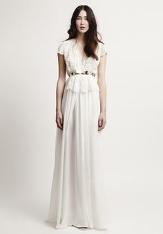 Plaisier Lace Dress