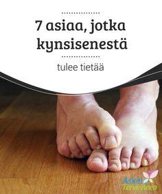 7 asiaa, jotka kynsisenestä tulee tietää   Kynsisieni ei ole kovin #tartuntakykyinen, mutta se voi levitä #ihmisestä toiseen kenkiä ja sukkia #jakamalla  #Mielenkiintoistatietoa