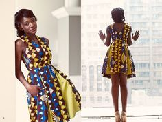ghanaian dress designs | African Print Dress | Find the Latest News on African Print Dress at .