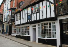 Bells Tea and CoffeeHouse, Lincoln, Lincolnshire.