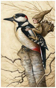 Pixy & Woodpecker
