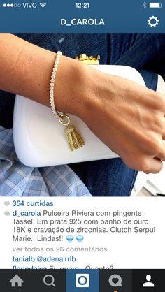 inlove earring ring igers luxury woman cool beautiful jewelry silver gold style bracelet Brazil fashion chic  Joias prata prata925 brinco pulseira anel bracelete Brasil Clutch