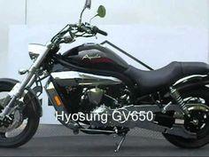 CyclehouseNJ. Call 609 242 8477  Year: 2013 Make: Hyosung Model: GV650 Miles: 0 Price: $6,600