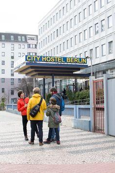 Berlin en familia. Hostal Berlín