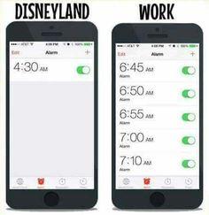 😂😂 Disneyland or Disney World applies Disney Dream, Disney Love, Disney Magic, Disney Vacations, Disney Trips, Disney Parks, Disney Pixar, I Love To Laugh, Story Of My Life