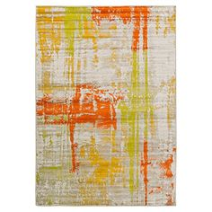 The abstract pattern and contemporary color options of this Surya Jax JAX5030 Area Rug elevate it from floor covering to modern art status. This dashing are