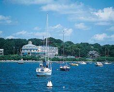 Sail away from the world in New England! Wyndham Bay Voyage Inn, Jamestown, Rhode Island