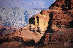 This is really close to where my family lives. , Cafayate, Argentina