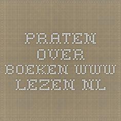 praten over boeken www.lezen.nl