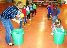 Gross motor activities, preschool games, physical activities, gross motor s