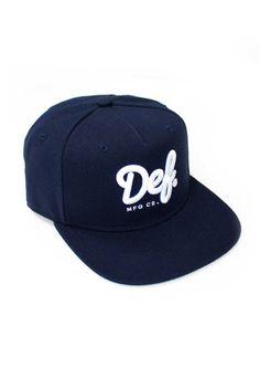 Def Starter Cap Navy