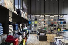 C&P Architetti Luca Cuzzolin+Elena Pedrina — Sun 68 - Stores 2014