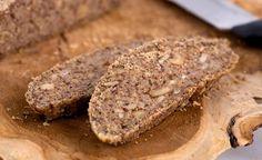 Kerniges Haferbrot für Eilige – glutenarm