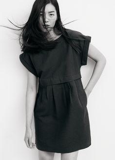Madewell Blanca Jacquard dress.