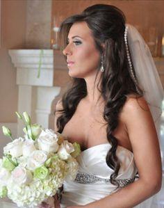 @Caylee Archibald Archibald Archibald powers Wedding hair