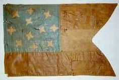 1ST Mississippi CAVALRY cavalry GUIDON.