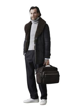 Bally Fall 2014 Menswear Collection Slideshow on Style.com