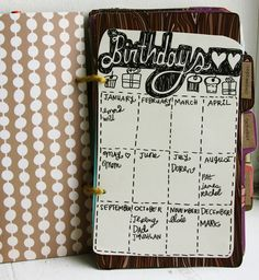 A Beautiful Mess 2010 Planner