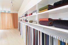 デンマークのテキスタイルメーカー「Kvadrat」ショールームが南青山にオープン - インテリア情報サイト
