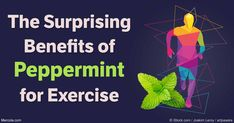 Studies found that, more than just smelling good or masking odors, peppermint may boost performance in office settings, on athletic fields and more. http://fitness.mercola.com/sites/fitness/archive/2016/11/04/peppermint-helps-improve-athletic-performance.aspx