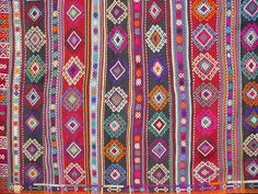 Anatolian Turkish Balikesir Blackgoats Nomads Kilim CICIM rug.