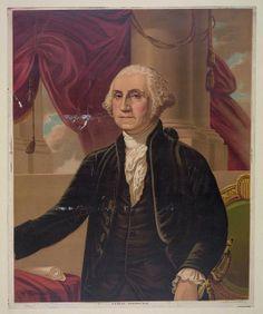 President George Washington Standing Full by InterestingPhotos, $6.95