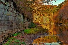Beaver Creek State Park     Gretchen's Lock    Copyright Dawn Owens East Liverpool, Beaver Creek, Appalachian Trail, Places Of Interest, Caves, Ghosts, Road Trips, State Parks, Places Ive Been