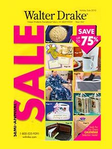Home Organization Products - Discount home products from Walter Drake catalog