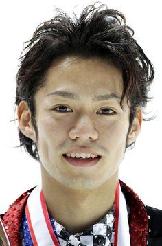 Japanese figure skater Daisuke Takahashi