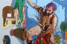 Alessandro Passaro, Il collezionista di ombra, dettaglio (2013)