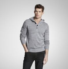 Hoody Pullover Sweater