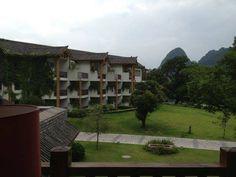 Yangshuo Resort, the best in Yangshuo — in Guilin, Guangxi.