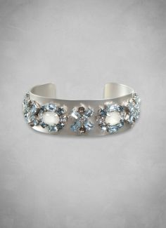 Cute Cuff + Adds lots of sparkle to your life!
