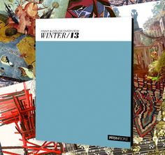 AW13 trend guide pattern people1 Print & Color Trend Guide | Winter 2013