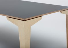 Tim Webber Design - New Zealand Furniture - Floating Dining Table (close up).jpg