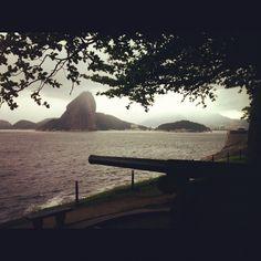 Fortaleza de Santa Cruz - Niteroi - Rio de Janeiro | @kasadagente